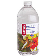 Classic Brands 58 Stokes Food Bird Nectar Humming 64 Ounce