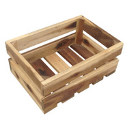 Avera AWP015115 11.5 Inch Rect Crate Planter
