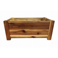 Avera AWP413190 19 Inch Rect Crate Planter
