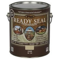 Ready Seal Inc 100 Stain/Sealer Ext Wood Clear 1G