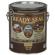 Ready Seal Inc 105 Stain/Slr Ext Wd Lt Oak Can 1G