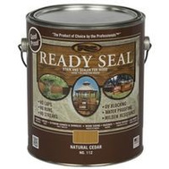 Ready Seal Inc 112 Stain/Slr Ext Wd Nat Cdr Cn 1G