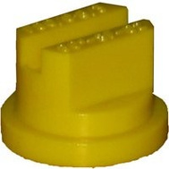 Valley Industries 90.080.002-CSK Nylonm Compression Fan Tip Yellow 80 Degree 80