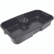 Hopkins 05080 Less Mess Oil Drain Pan Pan Drain Oil Rectangular