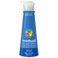Method Products 01127 Fresh Air Liquid Laundry Detergent 20 Ounce