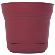 Bloem SP1412 Planter 14In Union Red Saturn