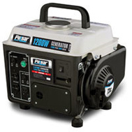 Steele Products PG1202S Pulsar 1200 Watt Portable Gas Powered Generator