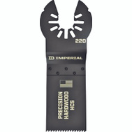 Imperial Blades IBOA220-1 Blade 1-1/4In Precision Wd 1Pk