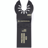 Imperial Blades IBOA220-3 Blade 1-1/4In Precision Wd 3Pk