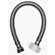 Homewerks 7233-16-38-2 Toilet Connector 7/8 Inch By 16 Inch