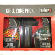 Bryson W75 Weber Weber Grill Care And Grate Cleaning Pack 4 Piece Kit