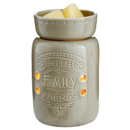 Candle Warmers Etc MWFFF Faith/Fam/Friend Warmer