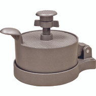 Weston Products 07-0301 Weston Non Stick Aluminum Single Hamburger Press