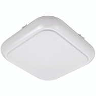 ETI Lighting 54616142 Light 12In 14W Square Flushmnt