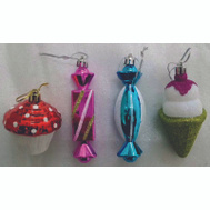 Holiday Basix ET-30286 Ornament Sweets Asst