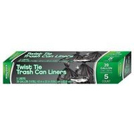 FLP 1324 Liners Trsh Can Tt 5Ct 39G