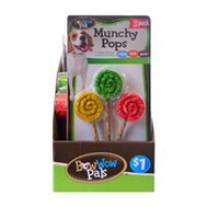 FLP 7565 Bow Wow Pals Munchy Pop 3Pk