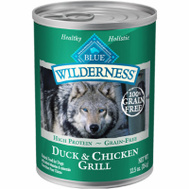 American Distribution 800186 BW 12.5 Ounce Duck/Chic Food