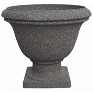 Williams Bay SL6080-S07 Lill 16 Inch Oldstone Urn