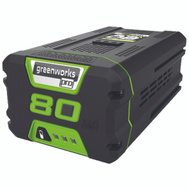 Greenworks GBA80200 Battery 80V Lithium Ion 2Ah