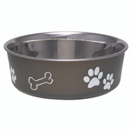 Boss Pet 7406LE Bella Bowl Bella Large Espresso
