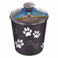 Boss Pet 7481 Bowl Canister Espresso