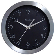 Westclox 36001A Clock Wall Dial Blk 11In