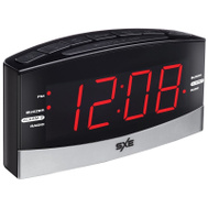 Westclox SXE86007 1.8 Digital Clock Radio