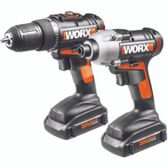 Rockwell WX916L Drill/Impact Driver Combo 20V