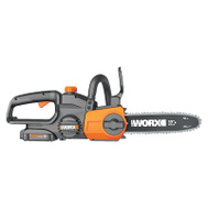 Worx WG322 Cordless Chainsaw Li-On 20V