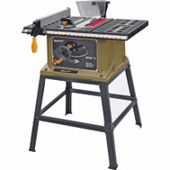 Rockwell SS7202 Rockwell Pro Series Table Saw With Leg Stand 10In