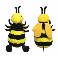 Hugfun 238077 20 Inch Plush Bumble Bee