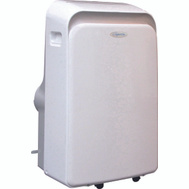 Heat Controller PSH-141C Portable Air Conditioner, 14000 BTU Cooling 11000 BTU Heating 261 Cfm, 550-700 Sq Ft