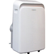 Heat Controller PSH-141D Portable Air Conditioner, 14000 BTU Cooling 11000 BTU Heating 261 Cfm, 550-700 Sq Ft