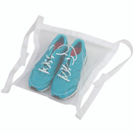 Honey Can Do LBG-03006 Bag Shoe Drying Mesh White