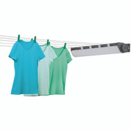 Honey Can Do DRY-03113 Dryer In/Out 5-Line Retractble