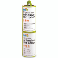 Honey Can Do LNT-03769 Lint Roller 60 Sheet W/Refill