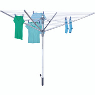 Honey Can Do DRY-04252 Clothesline Outdoor 192Ft 12Ln