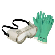 Safety Works SWX00137 Goggle Glove Combo