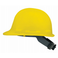 Safety Works SWX00347 V Gard Hat Safety Ylw W/Fast-Trac Spn