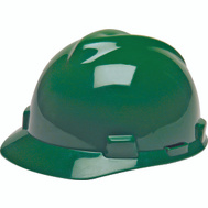 Safety Works SWX00422 V Gard Hat Safety Green Type 1 V Gard
