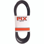 Pix A87K V-Belt 1/2 Inch By 89 Inch Heavy Duty Kevlar