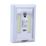 Power Zone 12532 200 Lumen Cordless Light Switch