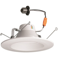 ETI Lighting 53186401 Downlight 5/6In Led Cct 11W