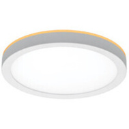 ETI Lighting 56568114 Light Ceiling Wht 2000K 7.5In