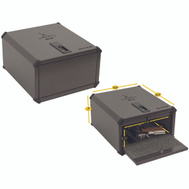 Liberty Safe HDX-250 Handgun Vault Bio 12.5 X11.5In