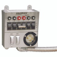 Reliance Controls 30216A Protran Switch Generator Transfer 30A