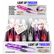 Shawshank Ledz 900203 LGT Up LED Tweezers