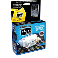 Rust-Oleum HDLCAL Wipe New Wipe New Headlight Restore