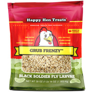 Happy Hen 17001 30 Ounce Grub Frenzy